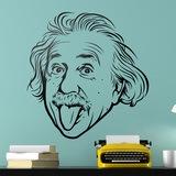 Wandtattoos: Albert Einstein 0