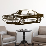 Wandtattoos: Ford Mustang Shelby GT350 - 1966 3