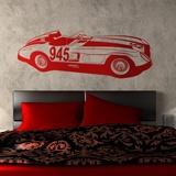 Wandtattoos: Ferrari 250 testa rossa - 1957 1