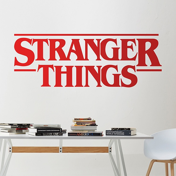 Wandtattoos: Stranger Things 2
