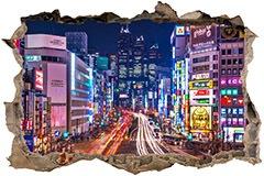Wandtattoos: Tokyo Straßen 3