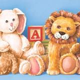Kinderzimmer Wandtattoo: Bordüre Bären 2