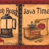 Wandtattoos: Bordüre Kaffee 4