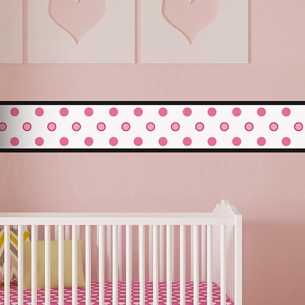 bord ren selbstklebend kinderzimmer babyzimmer. Black Bedroom Furniture Sets. Home Design Ideas