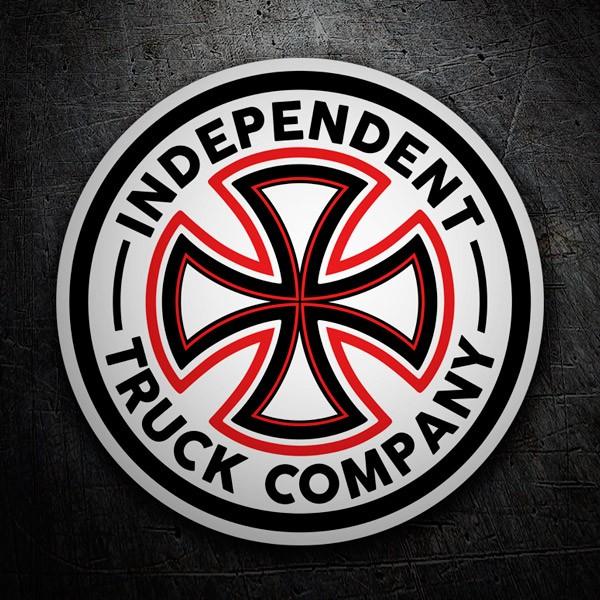 Aufkleber: Independent Truk Company Classic
