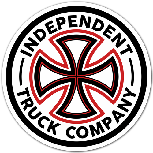 Aufkleber: Independent Truk Company 7