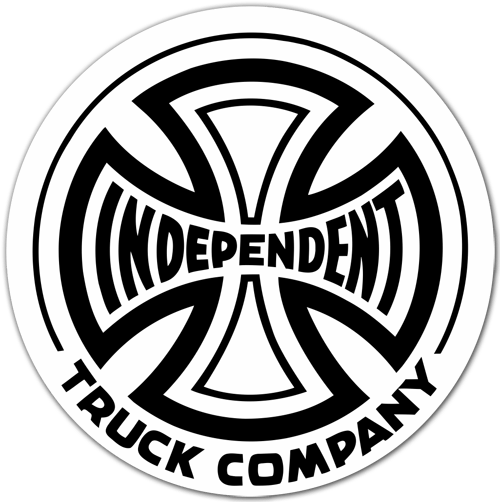 Aufkleber: Independent Truk Company 8
