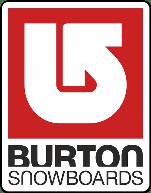 Aufkleber: Burton 6