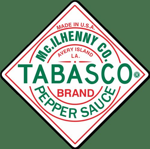 Aufkleber: Tabasco