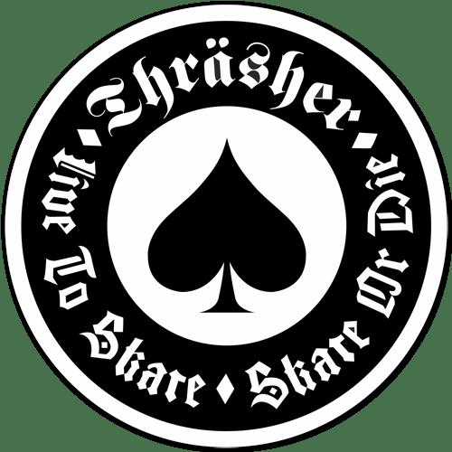 Aufkleber: Thrasher 3