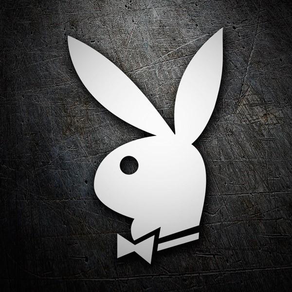 Aufkleber Playboy Webwandtattoocom