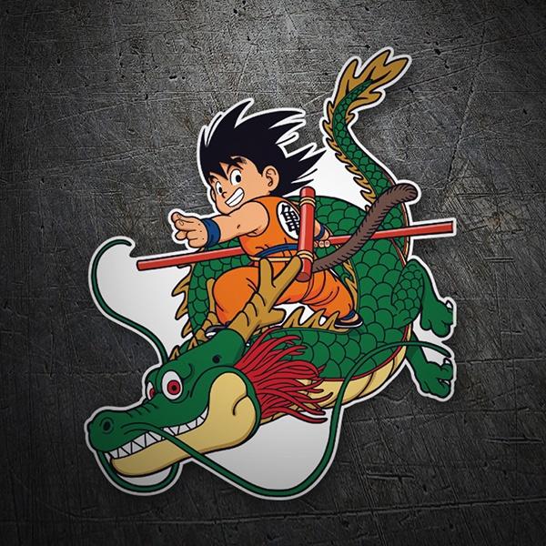 dragon ball drache