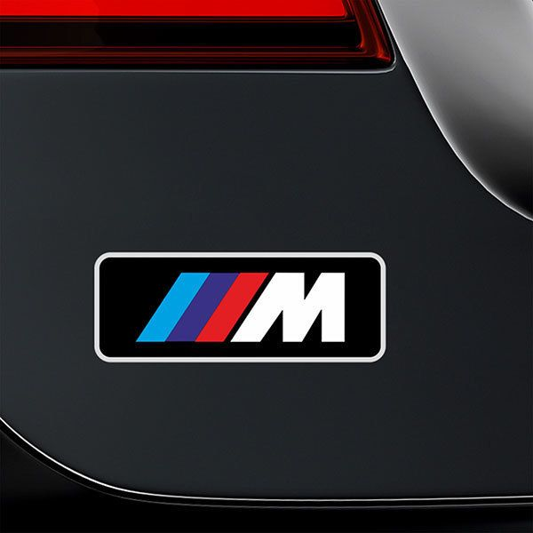 Aufkleber Bmw M Serie Webwandtattoocom