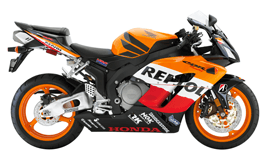 Aufkleber: Kit Honda CBR Repsol Racing 5
