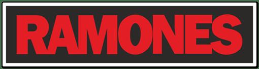 Aufkleber: Ramones 1