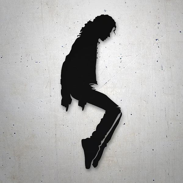 Aufkleber: Michael Jackson - Beat It