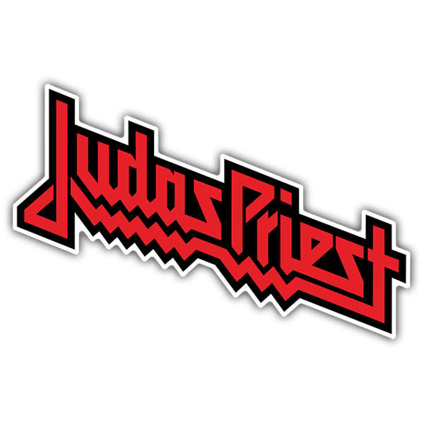 Aufkleber: Judas Priest color