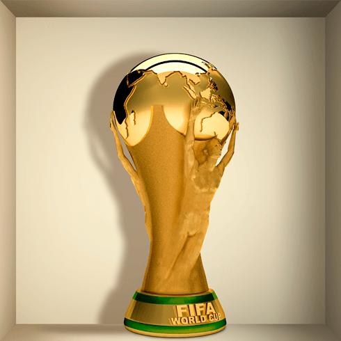 Wandtattoos: Nischen Fußball-WM