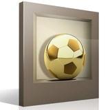 Wandtattoos: Nischen Golden Ball 4