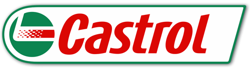 Aufkleber: Castrol 2