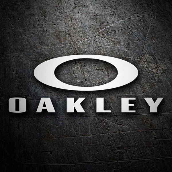 Aufkleber: Oakley 4