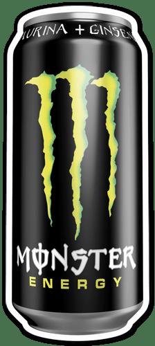 Aufkleber: Monster Energy Dose 1