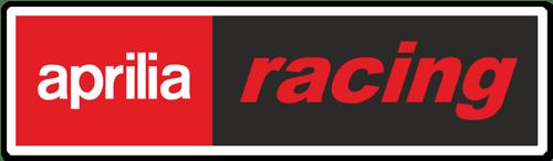 Aufkleber: Aprilia Racing