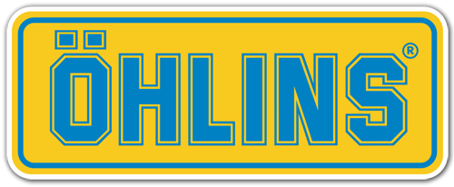 Aufkleber: Ohlins 4