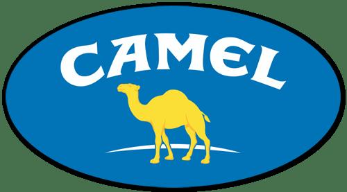 Aufkleber: Camel 2