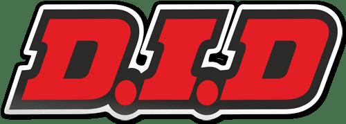 Aufkleber: D.I.D Farbe Logo