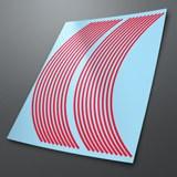 Aufkleber: Generic kit Felgenrandaufkleber 4 mm. 3