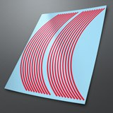 Aufkleber: Neon kit Felgenrandaufkleber 4 mm. 4