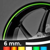 Aufkleber: Neon kit Felgenrandaufkleber 6 mm. 1