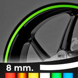 Aufkleber: Neon kit Felgenrandaufkleber 8 mm. 3