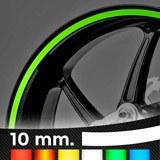 Aufkleber: Neon kit Felgenrandaufkleber 10 mm. 3
