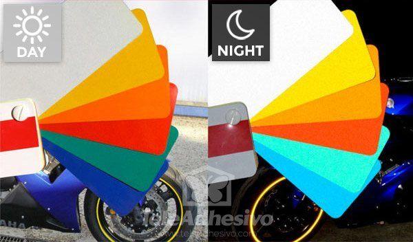 Aufkleber: Neon kit Felgenrandaufkleber 10 mm.