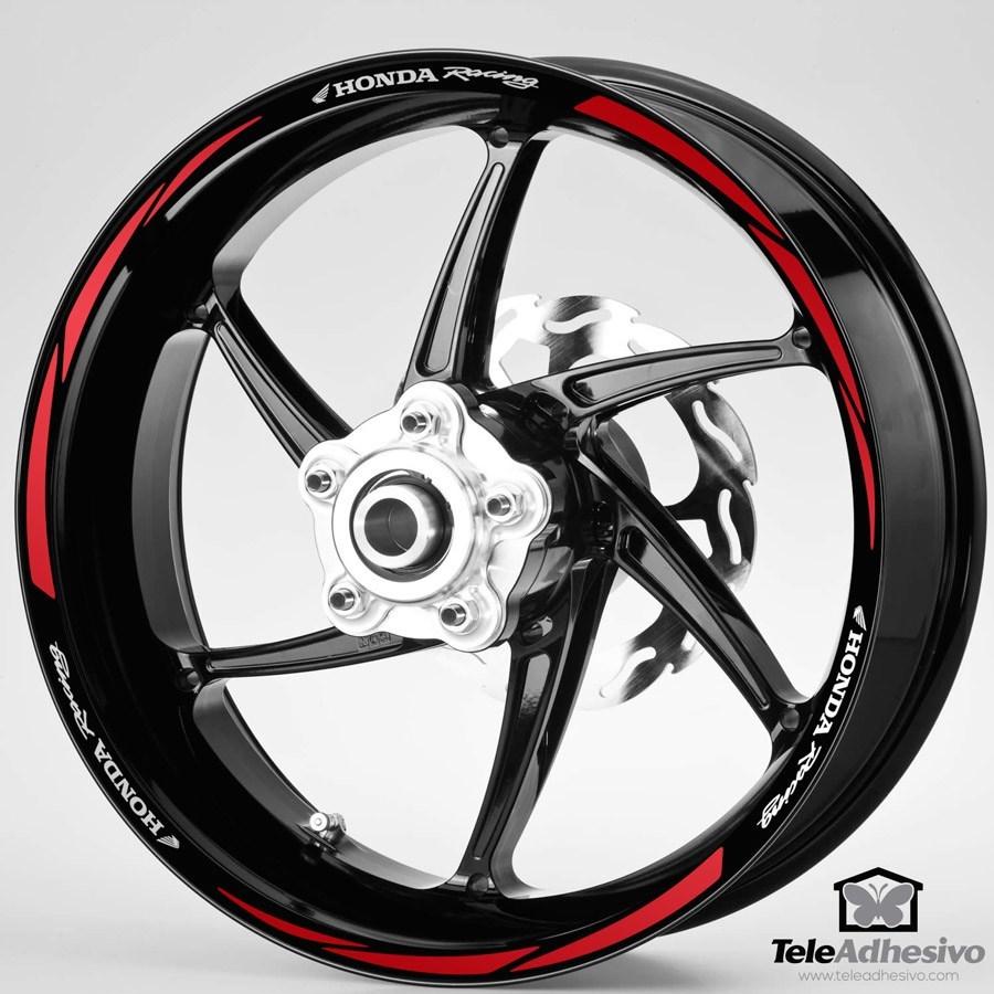 Aufkleber: MotoGP Honda Racing kit Felgenrandaufkleber
