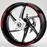 Aufkleber: MotoGP Honda Racing kit Felgenrandaufkleber 2