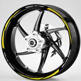 Aufkleber: MotoGP Yamaha Racing kit Felgenrandaufkleber 2