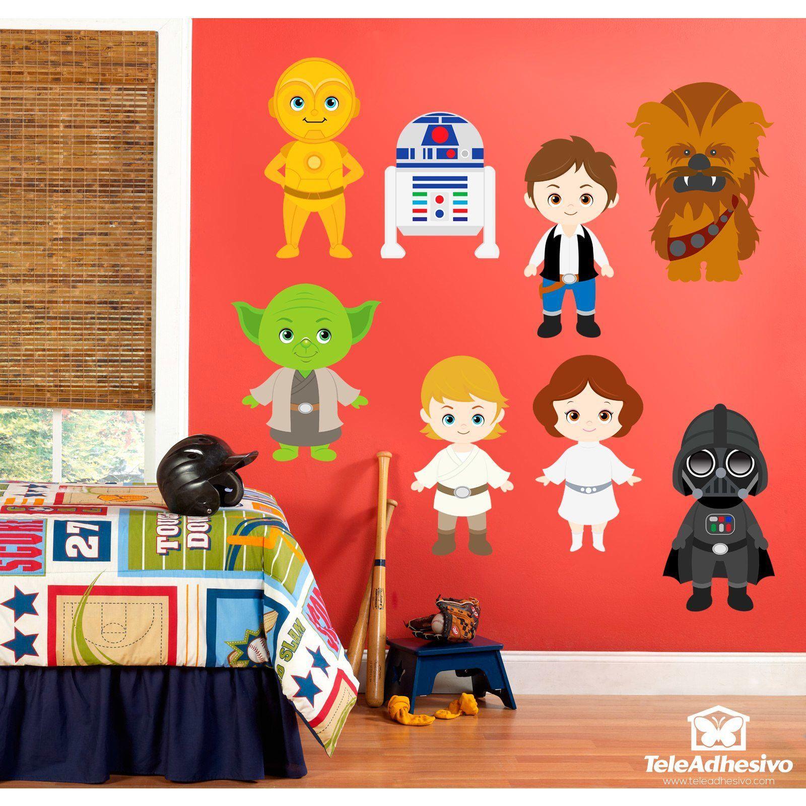 star wars kit. Black Bedroom Furniture Sets. Home Design Ideas