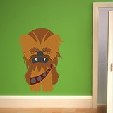 Kinderzimmer Wandtattoo: Chewbacca 3