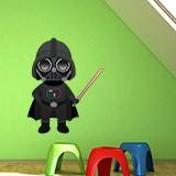 Kinderzimmer Wandtattoo: Darth Vader 3