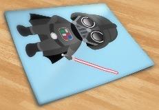 Kinderzimmer Wandtattoo: Darth Vader 5