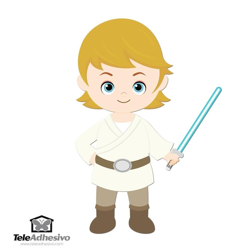 Kinderzimmer Wandtattoo: Luke