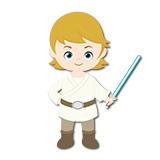 Kinderzimmer Wandtattoo: Luke 6