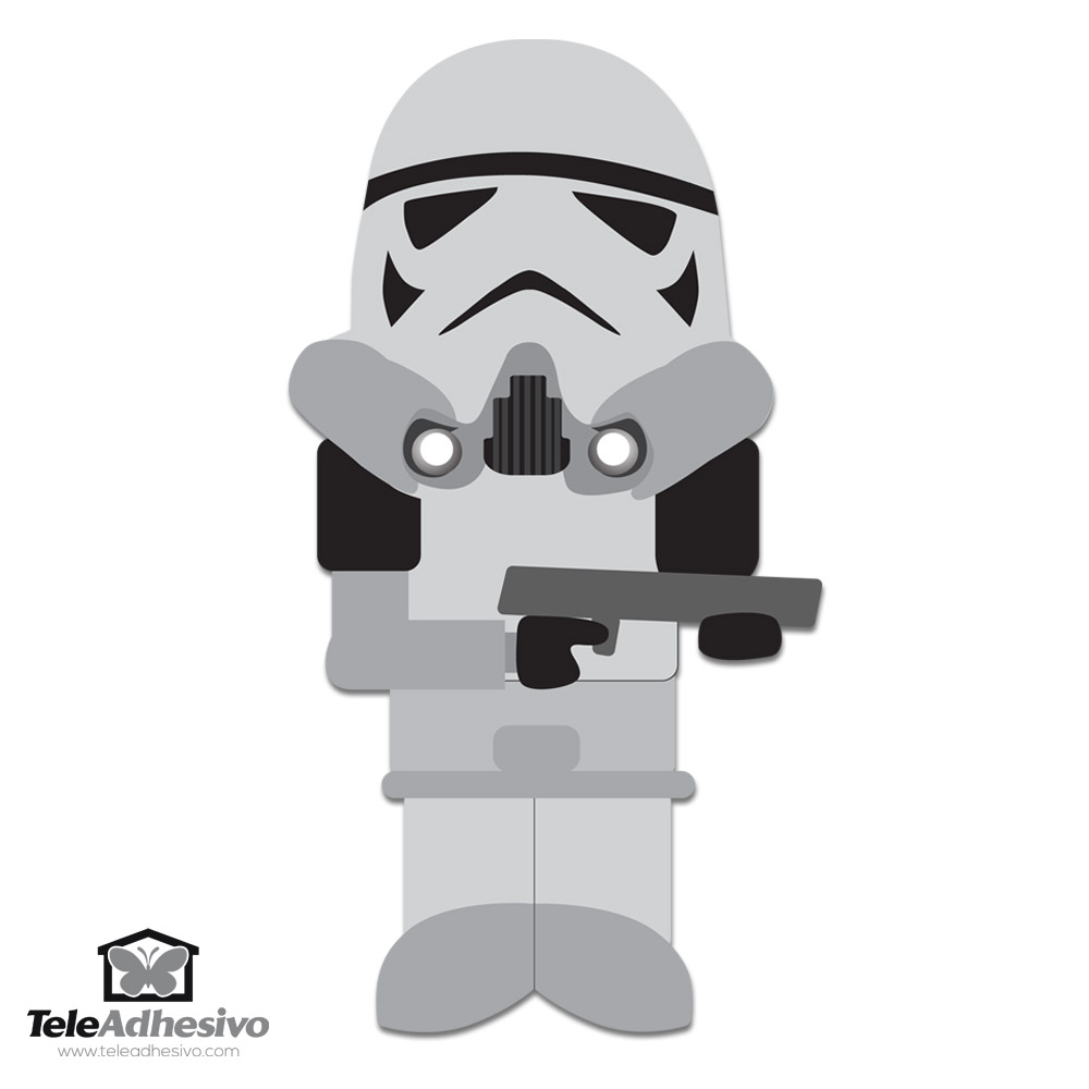 Kinderzimmer Wandtattoo: kaiserlichen Soldaten