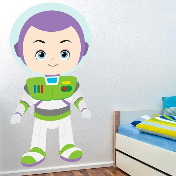 Kinderzimmer Wandtattoo: Buzz Lightyear