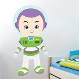 Kinderzimmer Wandtattoo: Buzz Lightyear 1