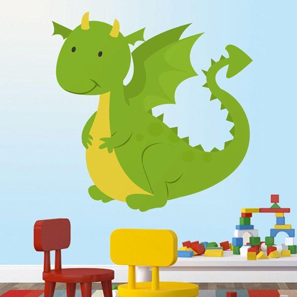 Drachen Kinderzimmer | Drachen