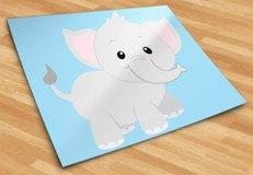 Kinderzimmer Wandtattoo: Elefant Jumbo 6